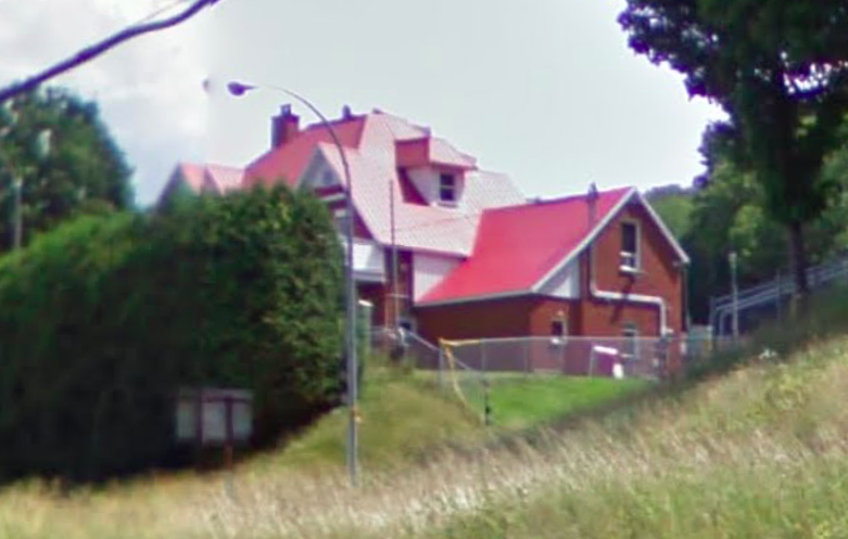 Lennoxville Massacre Hells Angels Clubhouse - One Percenter